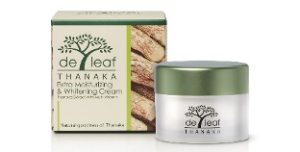 De Leaf Thanaka Whitening Cream